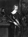 Robert Rich, 2nd Earl of Warwick (1587-1658) on engraving from 1827. English colonial administrator, admiral, and puritan. Engraved by H.Robinson and published in ''Portraits of Illustrious Personages