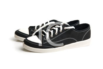 Royalty Free Photo of Sneakers
