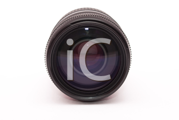Royalty Free Photo of a Camera Lens