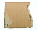 Royalty Free Photo of Cardboard Part