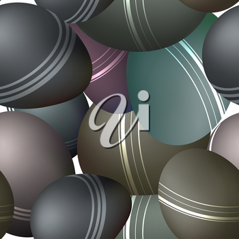 Royalty Free Clipart Image of a Pebble Background