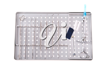 Royalty Free Photo of a Dentistry Kit