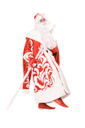 Royalty Free Photo of a Russian Christmas Character Ded Moroz (Father Frost)