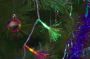 Royalty Free Photo of Christmas Decorations