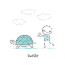 Tortoise and the people