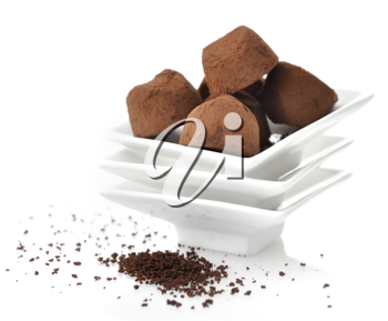 Royalty Free Photo of Chocolate Truffles