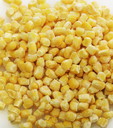 Frozen Sweet Corn ,Close Up