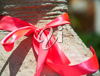 Royalty Free Photo of a Bow