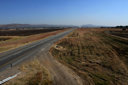 Royalty Free Photo of an Open Freeway