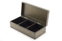 Royalty Free Photo of a Wooden Box