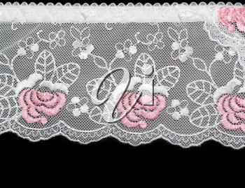 Royalty Free Photo of Decorative Lace