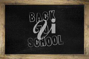 Royalty Free Photo of a Chalkboard