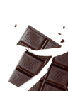 Royalty Free Photo of a Bar of Chocolate