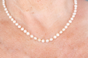 Royalty Free Photo of a Pearl Necklace