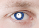 Royalty Free Photo of a Watching Time Concept