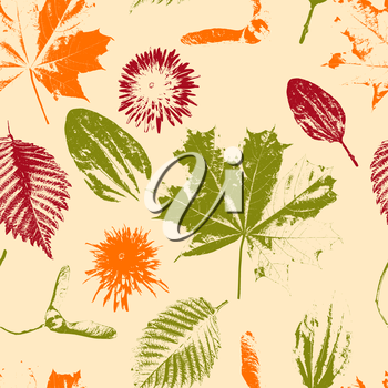 Vector Seamless Floral Pattern, fully editable eps 10 file