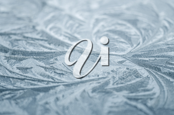 Royalty Free Photo of Ice Crystals
