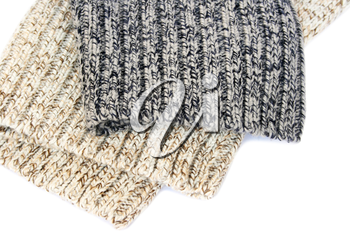 Royalty Free Photo of Knitted Sweaters