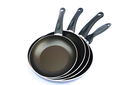 Royalty Free Photo of Frying Pans