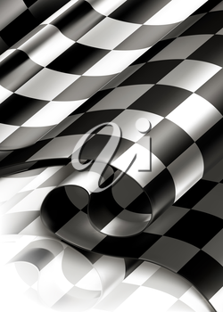 Checkered Background vertical, 10eps