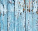 Old blue wood plank background. Closeup.