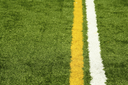 A shot of an artificial turf background