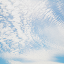 in the sky of italy europe cloudy fluffy cloudscape