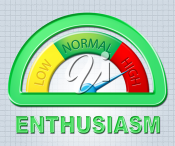 High Enthusiasm Showing Do It And Enthusiast